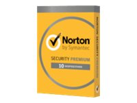 Norton Security Premium (version 3.0 ) - ensemble de boîtes ( 1 an ) 21356295